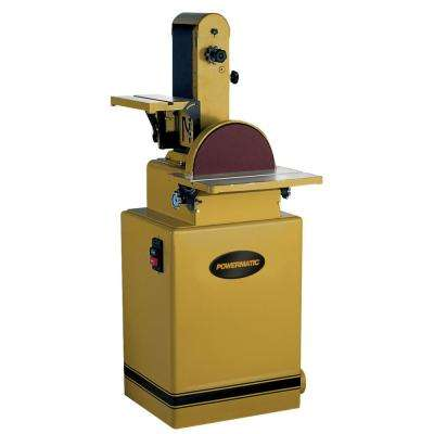 31A 230-Volt/460-Volt 2HP 3PH Belt/Disc Sander
