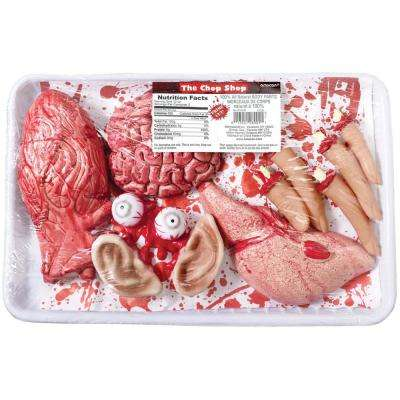 13.5 in. Halloween Meat Market Value Pack