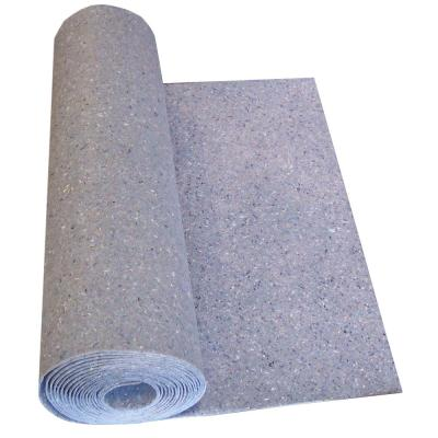 360 Sq. ft. 60 ft. x 6 ft. x 3mm Underlayment for Hardwood & Tile Flooring with Superior Sound Barrier