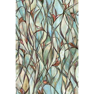 Savannah 24 in. x 36 in. Decorative Window Film