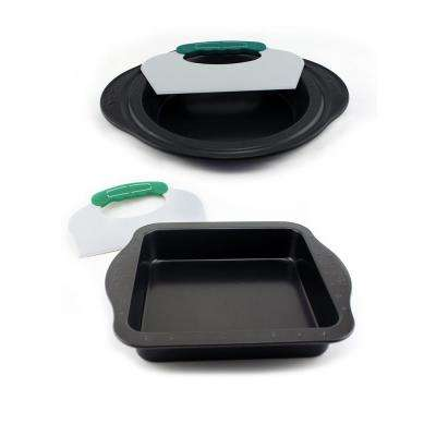 Perfect Slice 4-Piece Bakeware Set