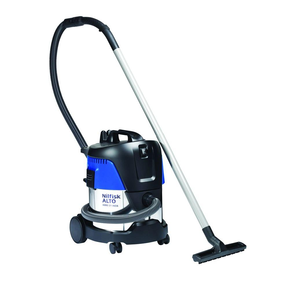 5 Gal. Stainless Steel Professional Wet/Dry Vacuum