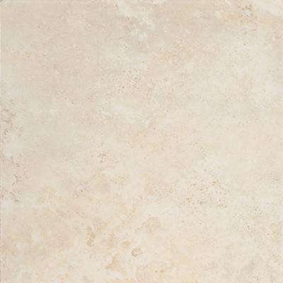 Alessi Crema 13 in. x 13 in. Glazed Porcelain Floor and Wall Tile (14.95 sq. ft. / case)