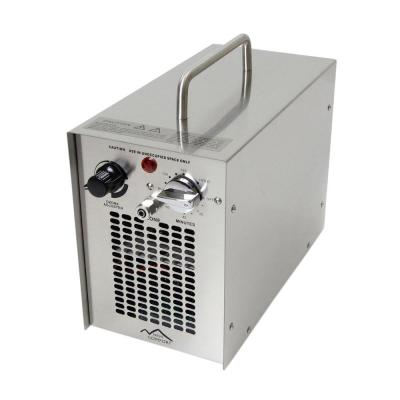 Stainless Steel Commercial Water Ozone Generator and Air Purifier
