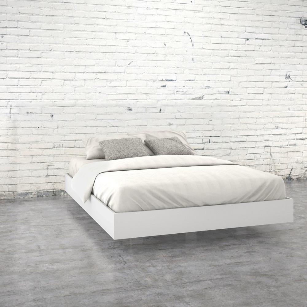 Acapella Queen Size Platform Bed