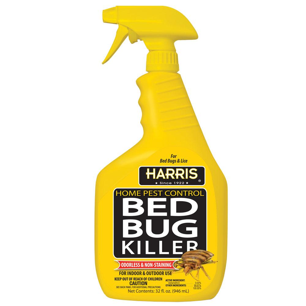 Harris 32 oz Bed Bug KillerHBB32 The Home Depot