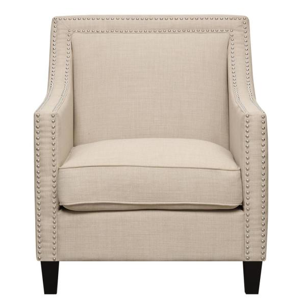 undefined Emery Natural Arm Chair