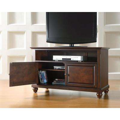 Cambridge Mahogany Entertainment Center