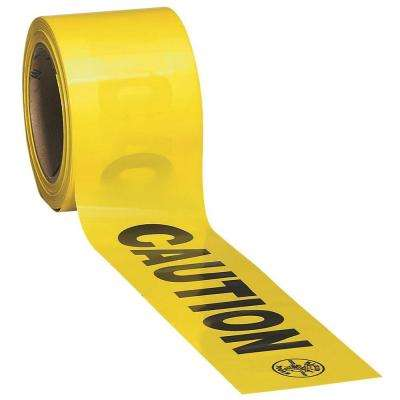 3 in. x 1000 ft. Caution Tape