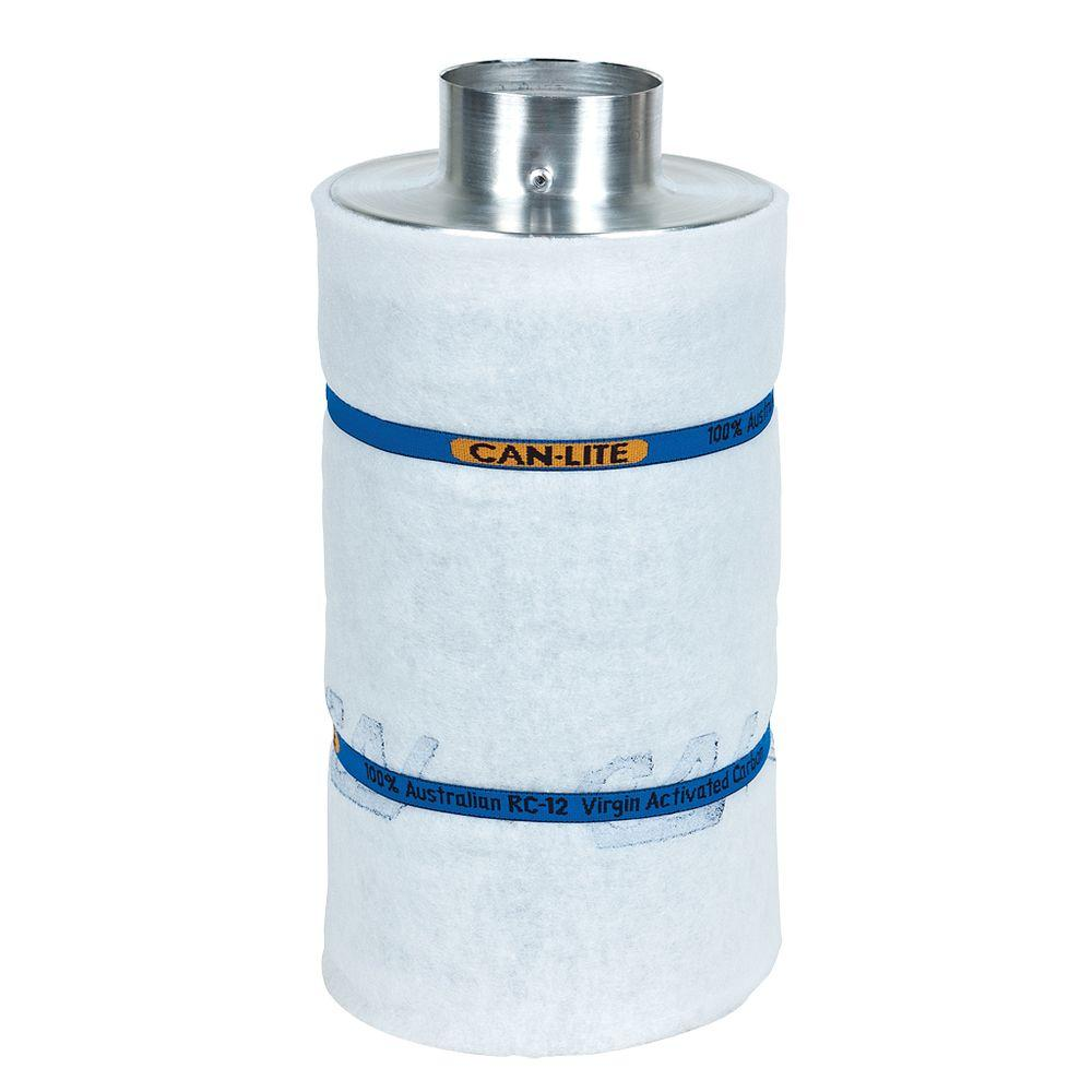 Can Filter Group 18.1 in. x 9.6 in. x 9.5 in. Can-Lite 4 in. 250 CFM FPR 9 Can Air Filter