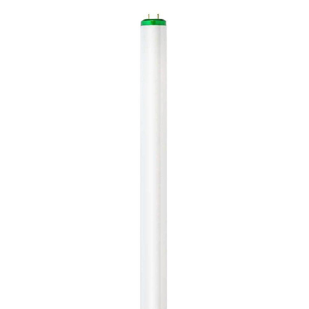 Philips 4 ft. T8 32-Watt Natural (5000K) Alto Linear Fluorescent Light Bulb (360-Pallet)