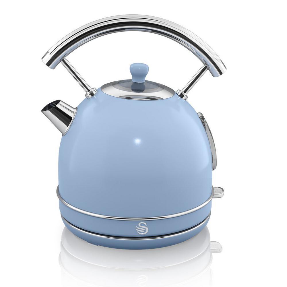 Retro 1.7 l Blue Dome Kettle