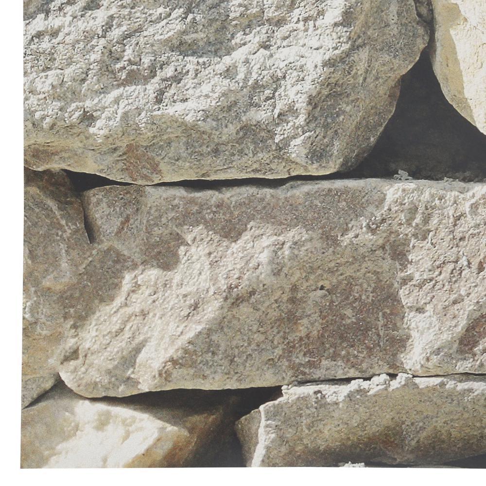 Internet #203113849. +2. Komar 100 In. X 145 In. Stone Wall Mural Part 22