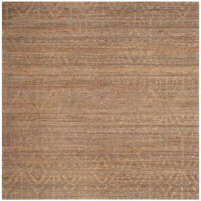 Cape Cod Camel 6 ft. x 6 ft. Square Area Rug