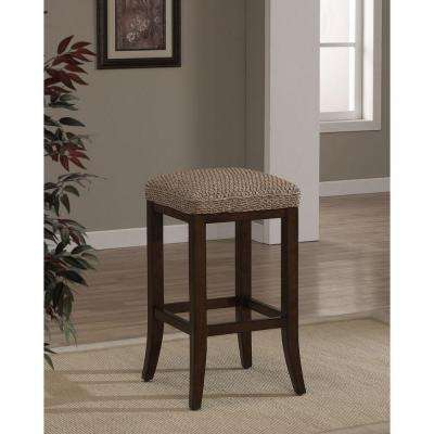 Lafayette 26 in. Navajo Cushioned Bar Stool