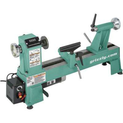 12 In X 18 In Variable Speed Wood Lathe