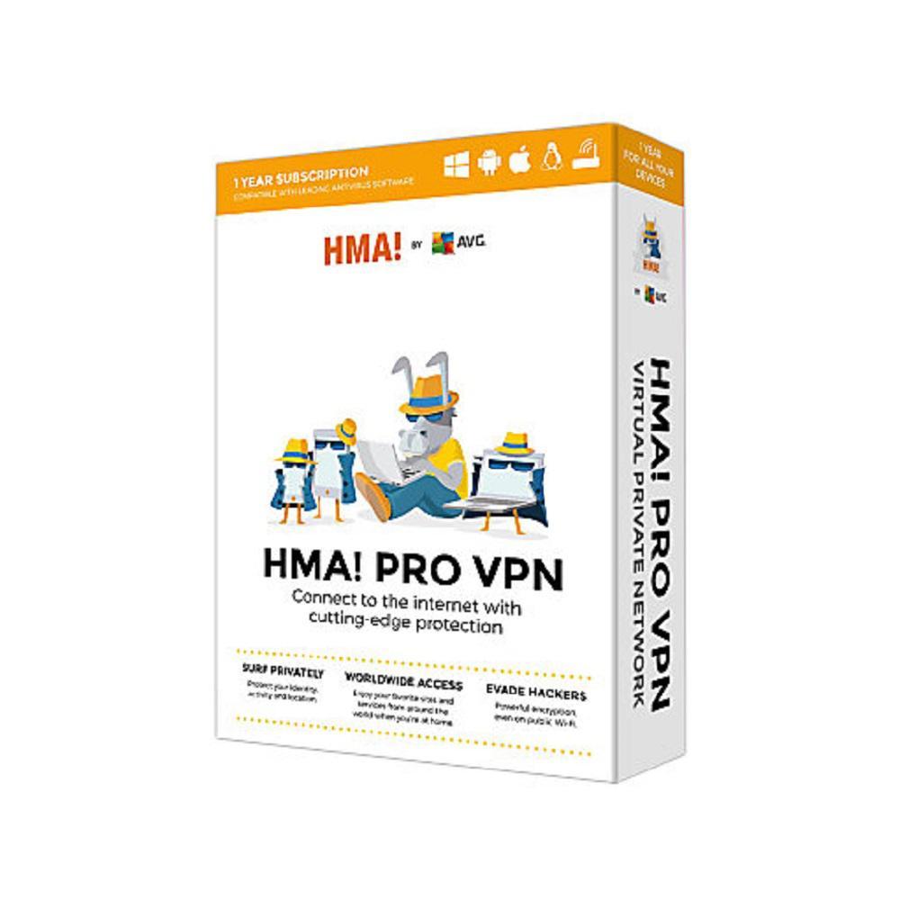 HMA Global VPN
