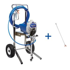 Graco ProX21 Cart Airless Paint Sprayer with 20 inch Tip Extension by Graco