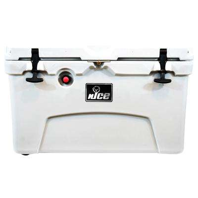 45 qt. White Cooler