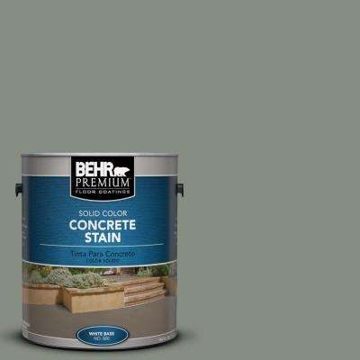 1 gal. #PFC-43 Peaceful Glade Solid Color Interior/Exterior Concrete Stain