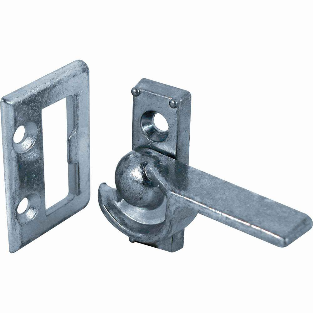 Prime-Line Zinc Die-Cast Left-Handed Sliding and Vertically-Hung Window  sc 1 st  Home Depot : window latch - pezcame.com