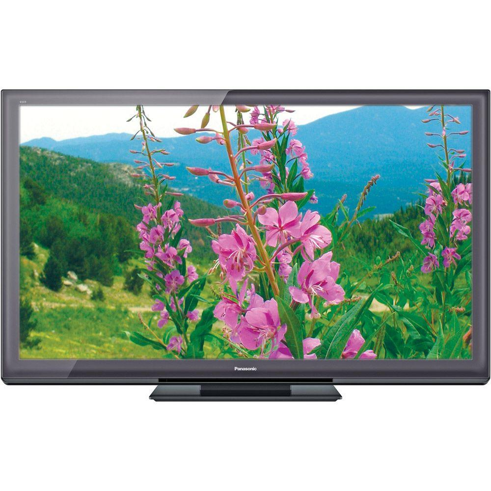 Panasonic VIERA 65 in. Class Plasma 1080p 600Hz 3D HDTV with Built-in WiFi-DISCONTINUED