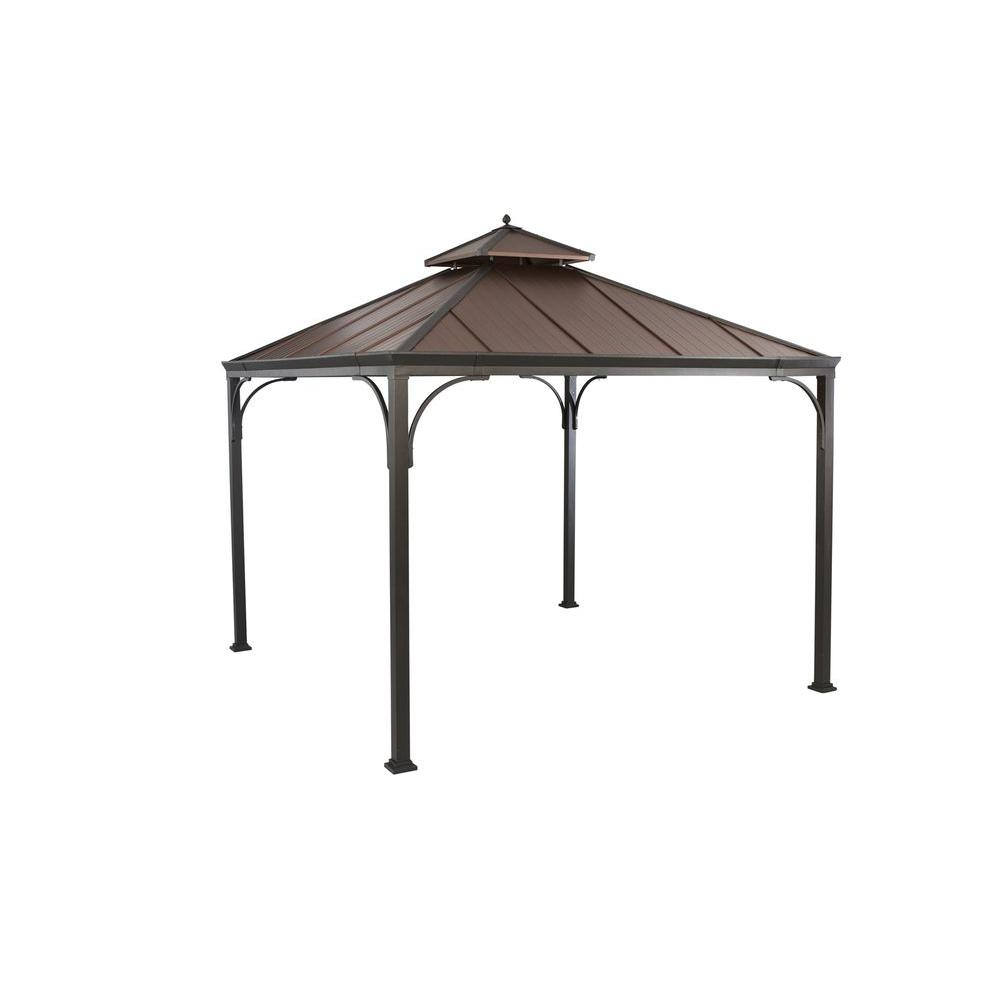 Gazebo  sc 1 st  The Home Depot & Patio Gazebo/Canopy - The Home Depot