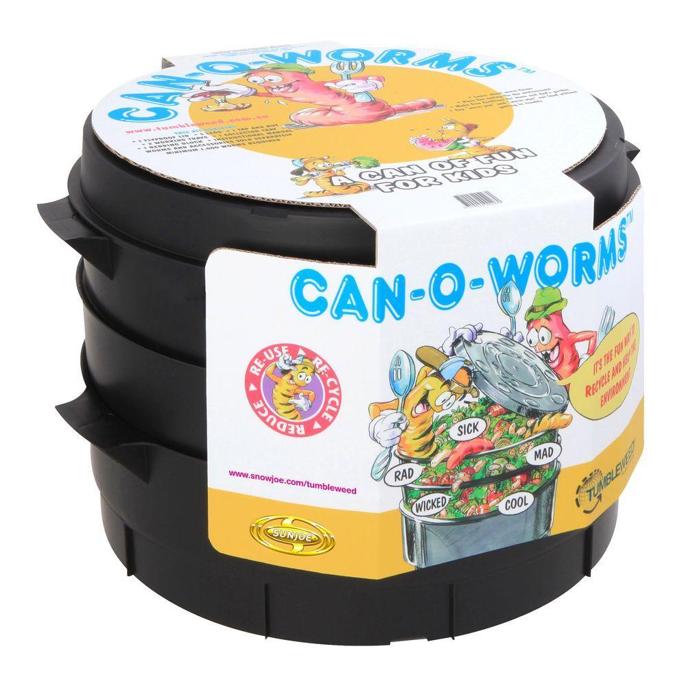 Tumbleweed Can-O-Worms Worm Farm-DISCONTINUED