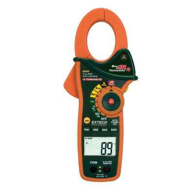 Manual Clamp Meter AC/DC with Category IV Rating
