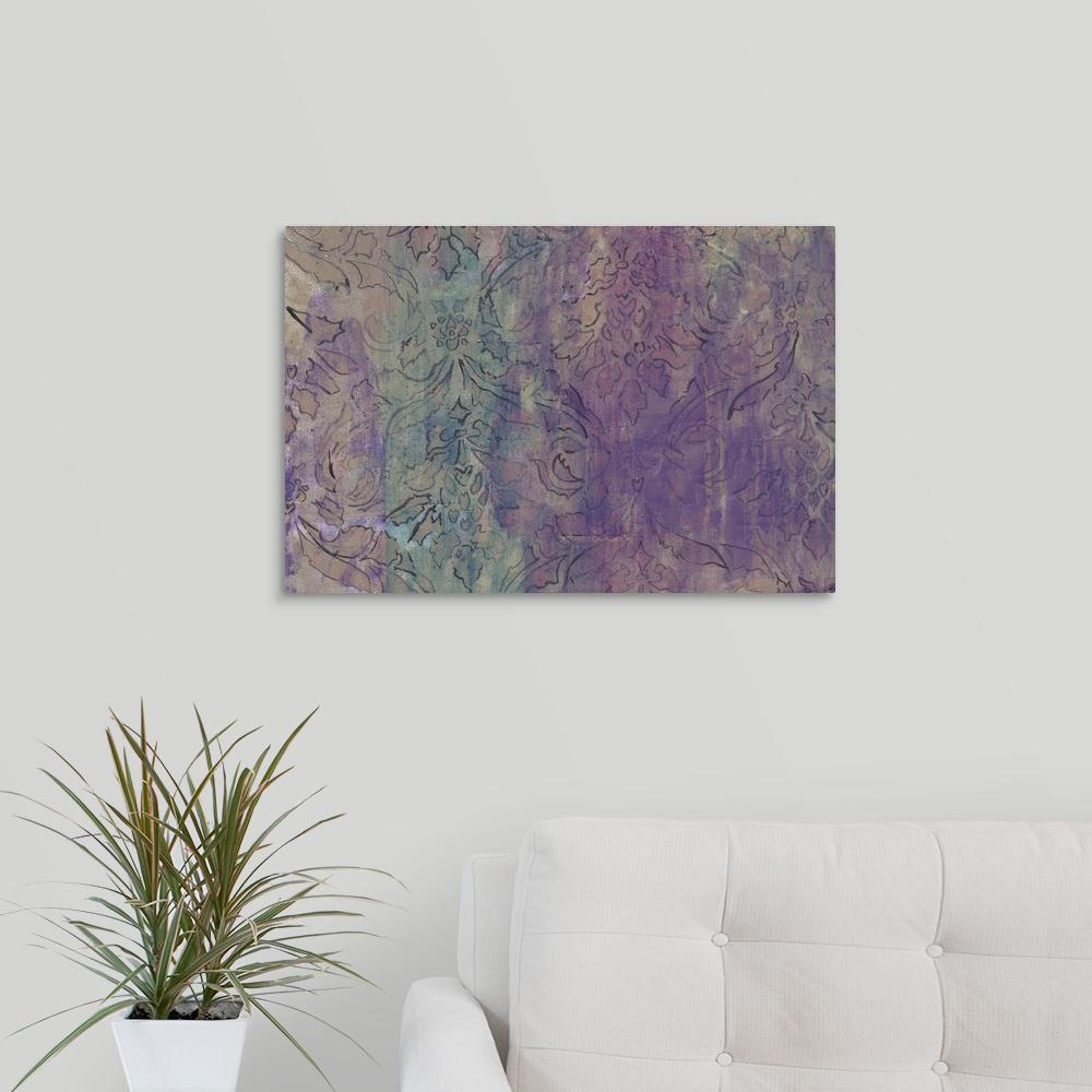 """Radiant Steel"" by Smith Haynes Canvas Wall Art"