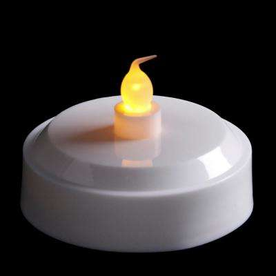 1-Light LED Dual Function Halloween Tealight with Timer