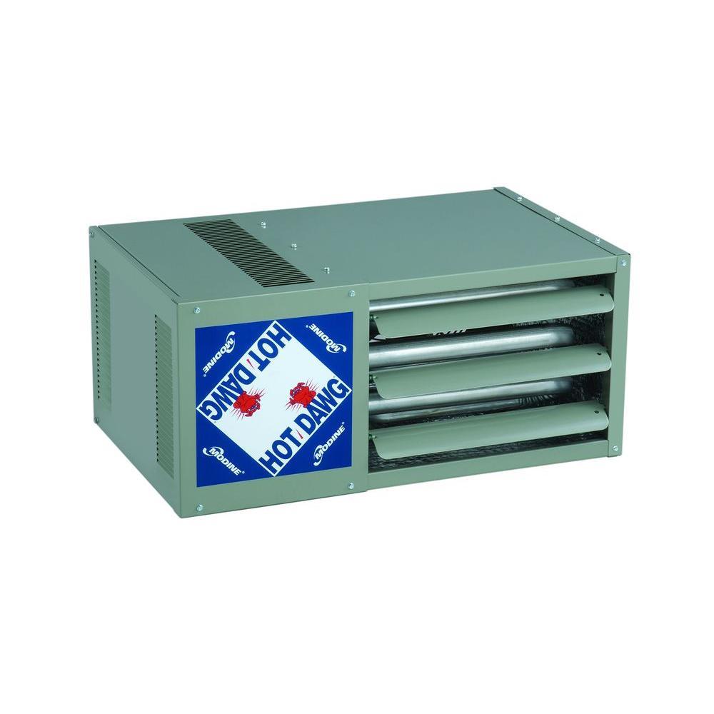 Hot Dawg 60,000 BTU Natural Gas Garage Ceiling Heater