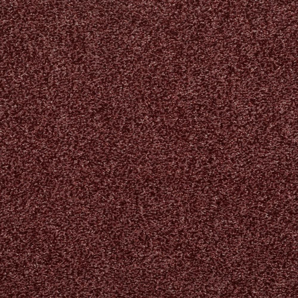 Carpet Sample - Slingshot II - In Color Tapestry Rose 8 in. x 8 in.