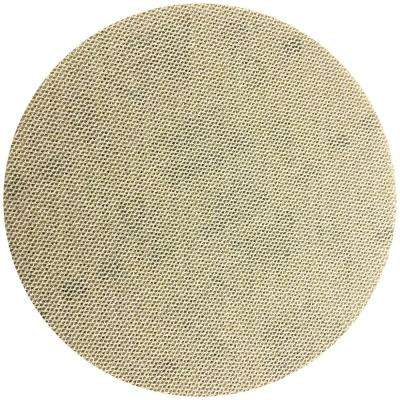 9 in. 80-Grit SandNet Disc for Drywall Sander