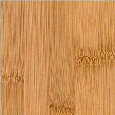 Horizontal Toast Solid Bamboo Flooring - 5 in. x 7 in. Take Home Sample