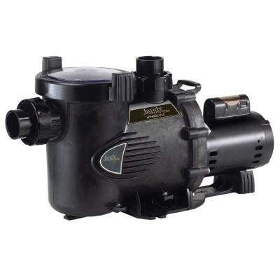 Stealth 1-1/2 HP Single Speed High Head Pool Pump