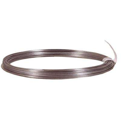 18-Gauge x 100 ft. Galvanized Steel Wire Rope