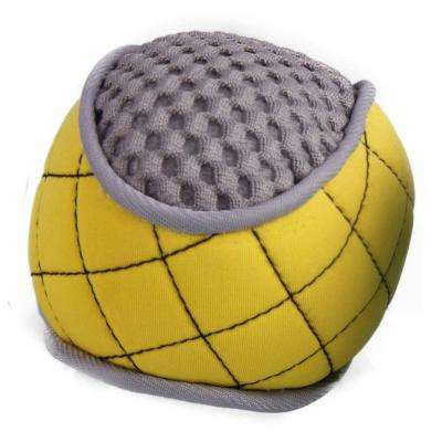 Bark-Active Neoprene Mesh Flotation Ball Fetch Dog Toy