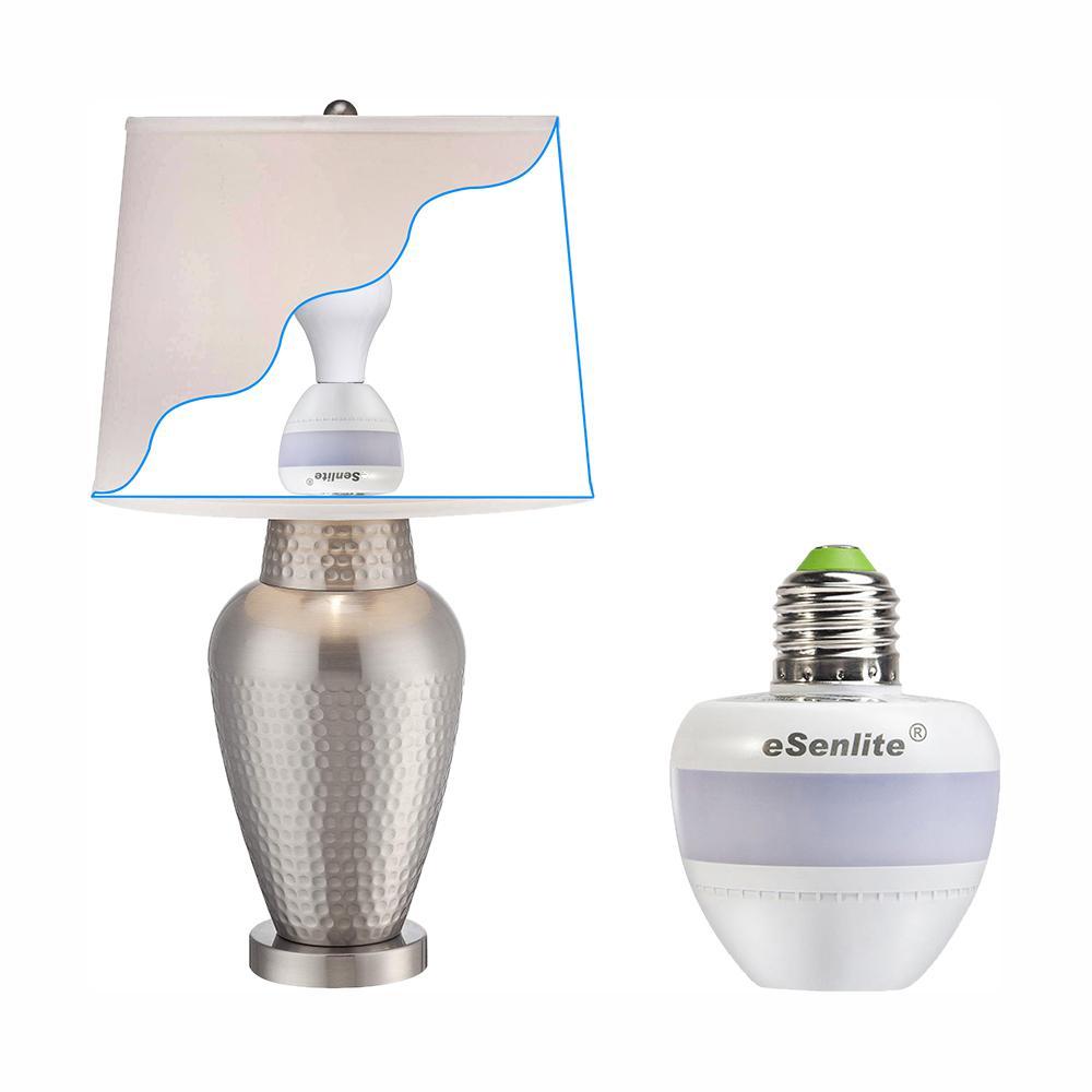 Esenlite Led Cfl Bulb Lamp Sockets Of Motion Activated