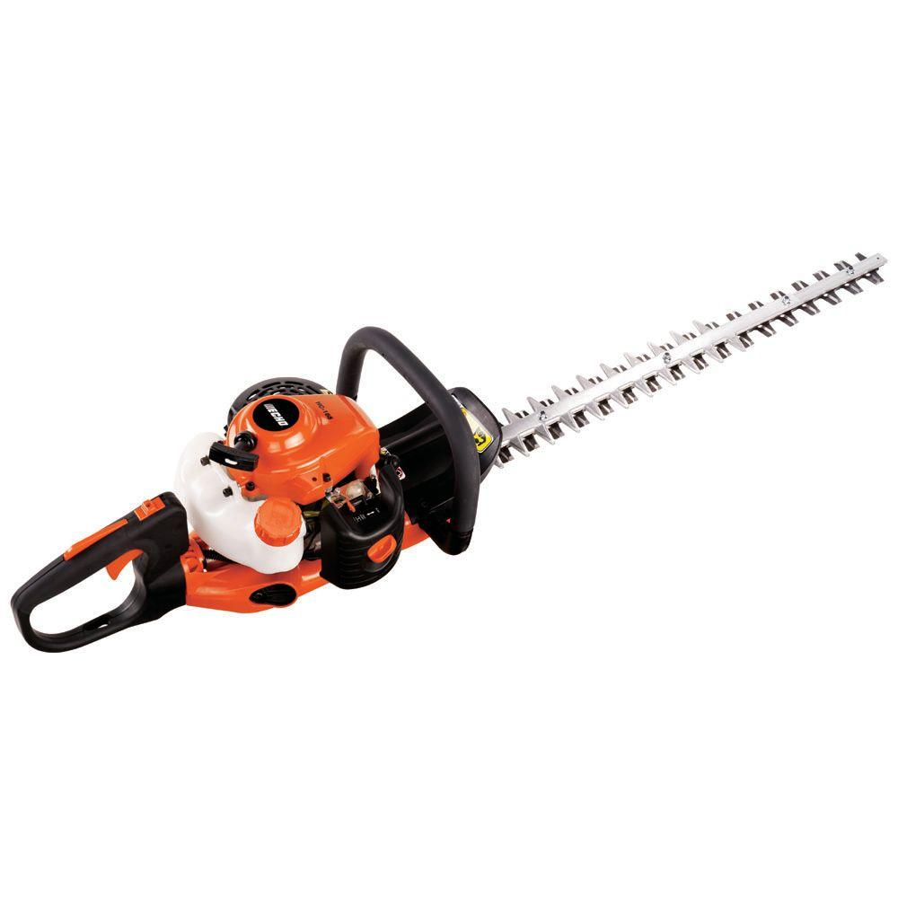 ECHO 24 in. 21.2 cc Double Reciprocating Double-Sided Gas Hedge Trimmer - California Only