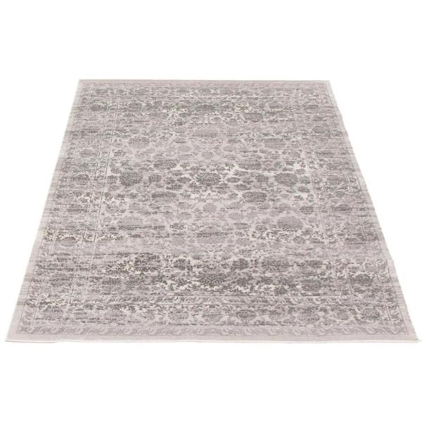 Ecarpet Gallery Boho Chic S Grey 5 Ft