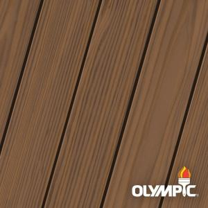 Olympic Maximum 5 Gal Clove Brown Semi Transparent