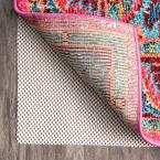 Non-Slip Comfort Grip 4 ft. x 6 ft. Oval Rug Pad