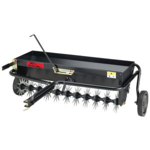 Brinly-Hardy 40 inch Tow-Behind Combination Aerator-Spreader by Brinly-Hardy