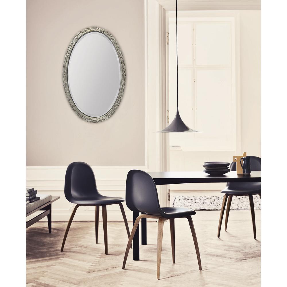 30 in. x 20 in. Boa Framed Wall Mirror