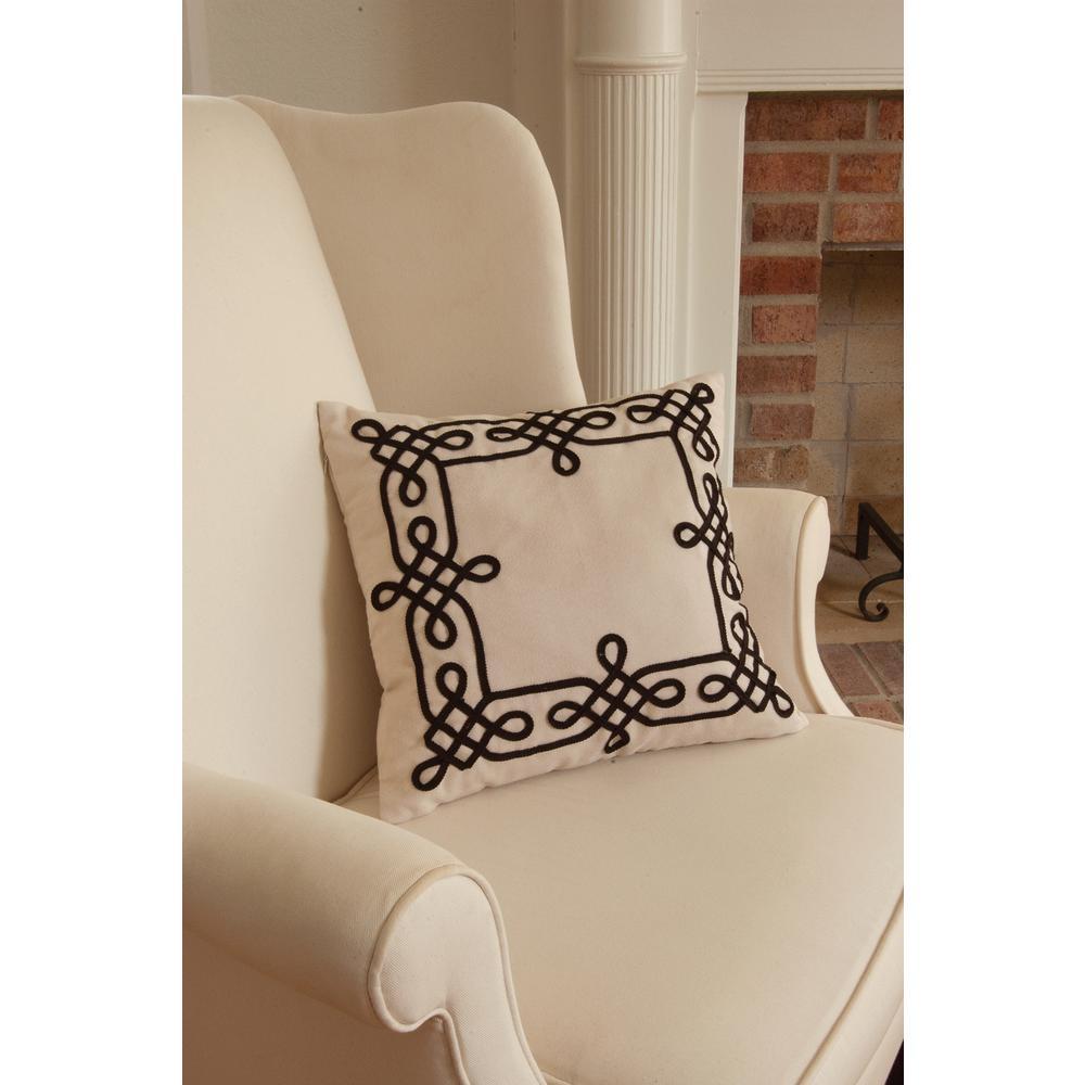 Drawing Room Cream Room Decorative Pillow