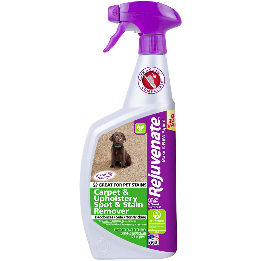 Rejuvenate 32 Oz. Carpet And Upholstery Spot And Stain