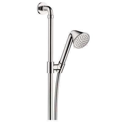Axor Front 1-Spray 36 in. Wall Bar Shower Kit in Chrome