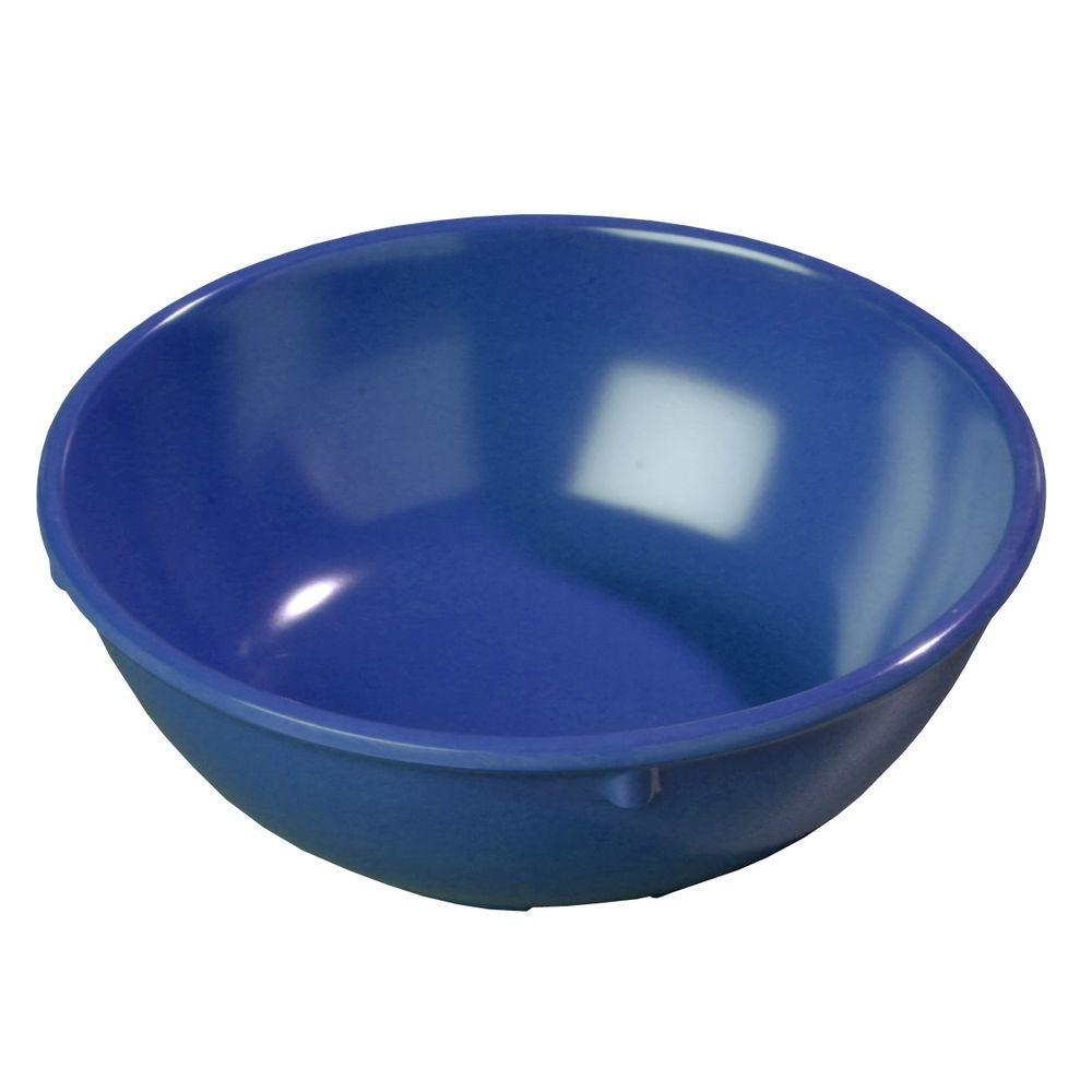 14 oz. Melamine Nappy Bowl in Ocean Blue (Case of 48)