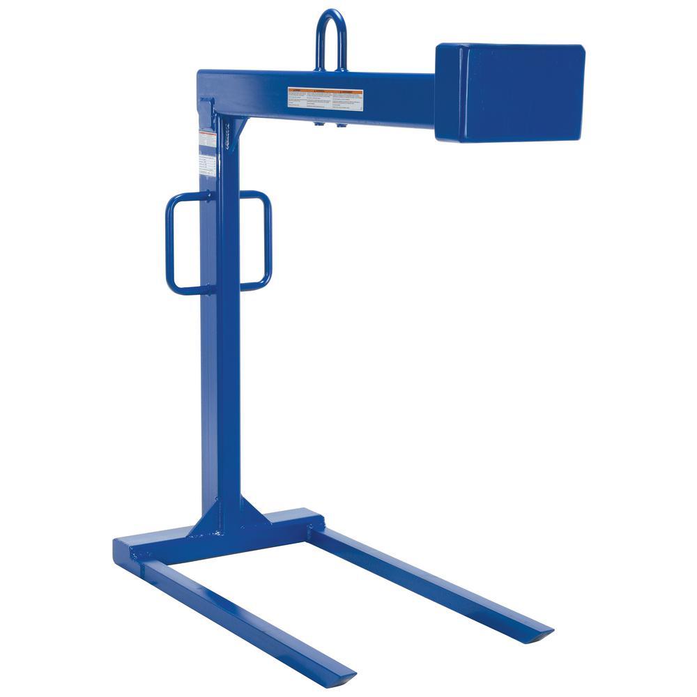 Vestil 2,000 lb. Capacity Pallet Lifter with 42 inch Forks by Vestil